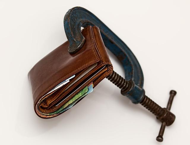 úvěrová tíseň