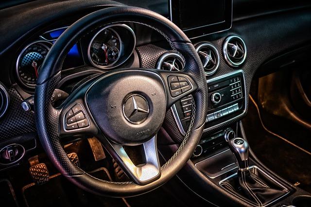 kockpit auta