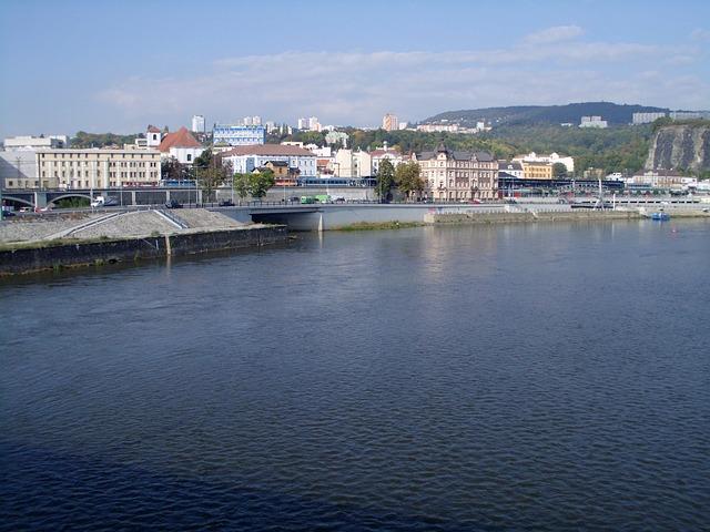 krásná řeka